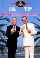 Dirty Rotten Scoundrels - DVD movie cover (xs thumbnail)