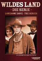 Return to Lonesome Dove - German DVD cover (xs thumbnail)