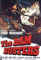 The Dam Busters - British Movie Poster (xs thumbnail)