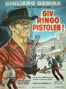 Una pistola per Ringo - Danish Movie Poster (xs thumbnail)