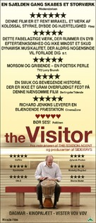 The Visitor - Danish Movie Poster (xs thumbnail)