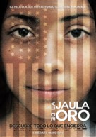 La jaula de oro - Mexican Movie Poster (xs thumbnail)