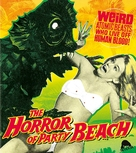 The Horror of Party Beach - Blu-Ray cover (xs thumbnail)