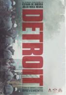 Detroit - Portuguese Movie Poster (xs thumbnail)