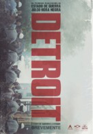 Detroit - Portuguese Movie Poster (xs thumbnail)