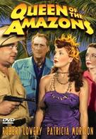 Queen of the Amazons - DVD cover (xs thumbnail)