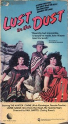 Lust in the Dust - VHS cover (xs thumbnail)