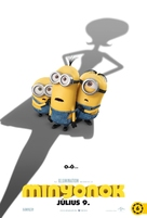 Minions - Hungarian Movie Poster (xs thumbnail)