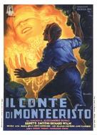 Le comte de Monte Cristo, 1ère époque: Edmond Dantès - Italian Movie Poster (xs thumbnail)