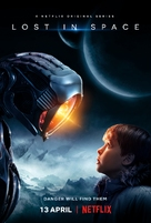 """""""Lost in Space"""" - British Movie Poster (xs thumbnail)"""