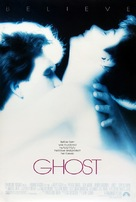 Ghost - Movie Poster (xs thumbnail)