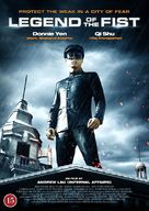 Ye xing xia Chen Zhen - Danish DVD cover (xs thumbnail)