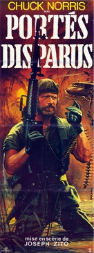 Missing in Action - French Movie Poster (xs thumbnail)