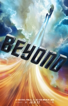 Star Trek Beyond - Teaser movie poster (xs thumbnail)