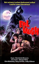 Evil Laugh - German VHS cover (xs thumbnail)
