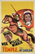Wee Willie Winkie - Dutch Movie Poster (xs thumbnail)