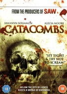 Catacombs - British Movie Cover (xs thumbnail)