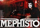 Mephisto - German Movie Poster (xs thumbnail)