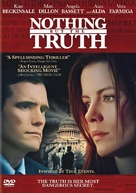 Nothing But the Truth - DVD movie cover (xs thumbnail)