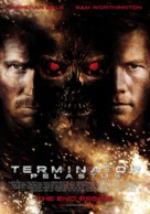 Terminator Salvation - Finnish Movie Poster (xs thumbnail)