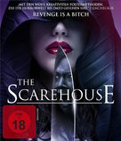 The Scarehouse - German Blu-Ray cover (xs thumbnail)
