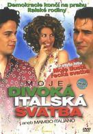 Mambo italiano - Czech DVD cover (xs thumbnail)