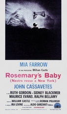Rosemary's Baby - Italian Theatrical poster (xs thumbnail)