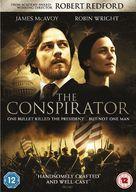The Conspirator - British DVD cover (xs thumbnail)