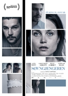 The Sleepwalker - Norwegian Movie Poster (xs thumbnail)