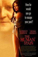 The Human Stain - Movie Poster (xs thumbnail)