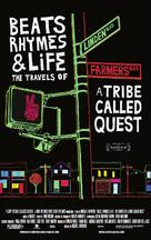 Beats Rhymes & Life: The Travels of a Tribe Called Quest - Movie Poster (xs thumbnail)
