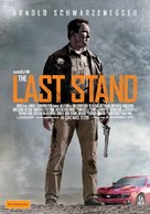 The Last Stand - Australian Movie Poster (xs thumbnail)