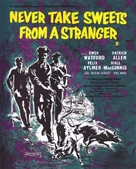 Never Take Sweets from a Stranger - British Movie Cover (xs thumbnail)
