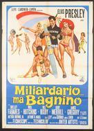 Clambake - Italian Movie Poster (xs thumbnail)