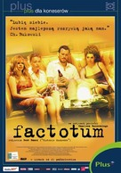Factotum - Polish DVD cover (xs thumbnail)