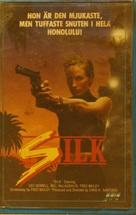 Silk - Swedish VHS cover (xs thumbnail)