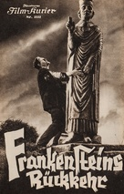 Bride of Frankenstein - Austrian poster (xs thumbnail)