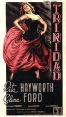 Affair in Trinidad - Italian Movie Poster (xs thumbnail)