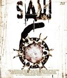 Saw VI - Japanese Movie Cover (xs thumbnail)