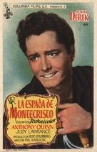Mask of the Avenger - Spanish Movie Poster (xs thumbnail)