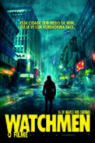 Watchmen - Brazilian Movie Poster (xs thumbnail)
