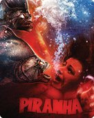 Piranha - British Movie Cover (xs thumbnail)