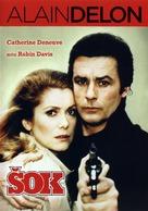 Choc, Le - Czech DVD cover (xs thumbnail)