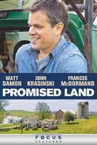 Promised Land - DVD cover (xs thumbnail)