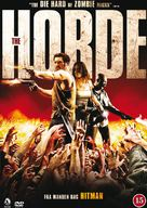 La horde - Danish DVD cover (xs thumbnail)