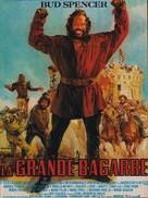Il Soldato Di Ventura - French Movie Poster (xs thumbnail)