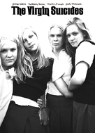 The Virgin Suicides - DVD cover (xs thumbnail)