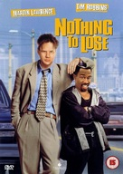 Nothing To Lose - British DVD cover (xs thumbnail)