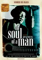 The Soul of a Man - German Movie Poster (xs thumbnail)