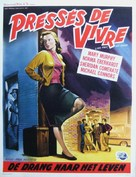 Live Fast, Die Young - Belgian Movie Poster (xs thumbnail)